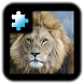 Jigsaw Puzzle: Lion by CoCoPaPa Soft
