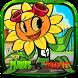 Cheat Plants Vs Zombies : Heroes Adventures by MoreInterior DevFraser