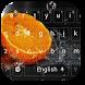 Orange Keyboard by Keyboard Creative Park