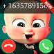 Fake Call From Baby Boss Vid by BADIS