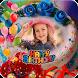 Name Photo On Birthday Cake by Sky Studio App