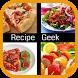Recipe Geek by RRV Apps