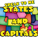 US States and Capitals Puzzle by Ron Kirkland