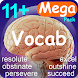 11+ English Vocabulary Mega Pack for 2018 exam