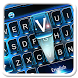 Blue Steel Keyboard Theme by Echo Keyboard Theme