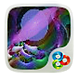 Abstract Art Theme GO LAUNCHER by Andeleidun Design