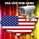 USA Live Web Cameras HD by Serhat C.