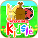 Play toy - Moving touch Animal by MASSIVE APPLICATIONS