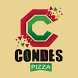 Conde's Pizza Pereira by Banco de Ideas