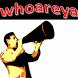 whoareya.net