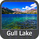 Lake Gull Gps Map Navigator by FLYTOMAP