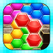 Hexa Block!! Connect Puzzle by LORONG GAMES