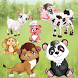 Animals for Toddlers and Kids! by romeLab