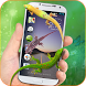 Lizard on Phone Pranks 3D: Gecko Phone Scary Joke by Novel Apps and Games