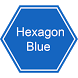 CM13/12.1 Theme - HexagonBlue