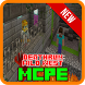 Map DeathRun: Wild West for MCPE