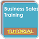 Learn Business Sales Training by Self study ICT