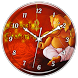 Ganesh Chaturthi Clock Live Wallpaper by Ripple Clocks