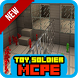NEW Toy Soldier 1.1 for MCPE by kn1Des