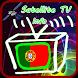 Portugal Satellite Info TV by tv channel live online satellite information