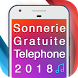 Sonneries Gratuites Telephone 2018 by Tronico Apps