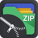 Free File Zip, Unzip Tool, File & Folder Extractor by Nithra Apps