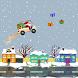 Rocket Santa by Christina Bharara