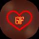 GIF e Frases Romanticas