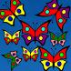 Butterflies by Arturs Bogdanovs