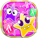 Cute Stars Keyboard Themes by Weird Funny Apps