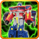 Toy Optimus Prime Puzzle Games by CH16 Games