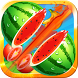 Fruit Mania 2016 by While Pigeons Studio