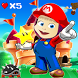 Masha Super Smash Hero World by Masha and The Bear Games STudio