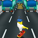 Super Sponge bob Running