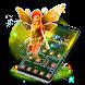 Magic Fairy Land 3D Launcher Theme