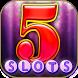 Marvelous Fives Slot Machine by PlayMe Studios