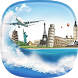 Travel Live Wallpaper by HAPPY, INC.