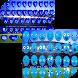 Chelsea Keyboard Emoji by Zach Payne