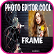 Photo Editor Cool Frame by MOBIES