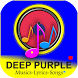 Deep Purple Lyrics & Music by Songs Musica