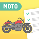 Motorcycle Permit Test US - License knowledge test by driver-start.com