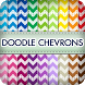 Doodle Chevrons Wallpapers by Memory Lane