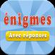 Énigmes en Français by LoliApps Team