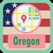 USA Oregon Maps