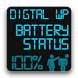 Digital Battery Status by Vanzo
