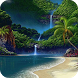 Paradise island live wallpaper by Tuneatpa