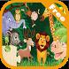 Animal Cartoon Puzzle by adanan
