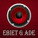 Koleksi lagu Ebiet G Ade