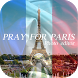 Pray For Paris Picture Profile by B2Go