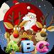ABC Christmas Santa Coloring by ggwpapp